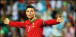 World Cup round-up: King Cristiano!