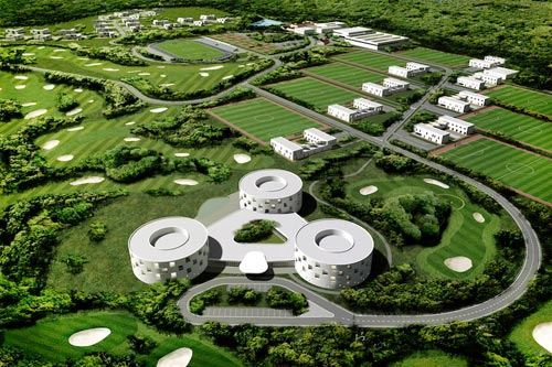 Unparalleled football centre comes to Algarve