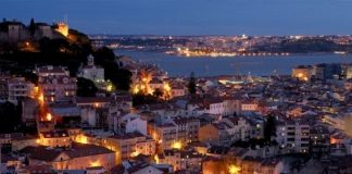 Lisbon, a city to visit with friends