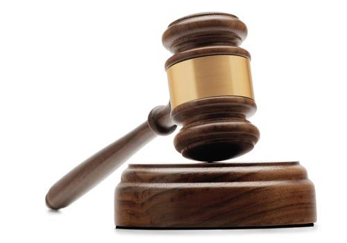 Judges revolt over substandard courtrooms