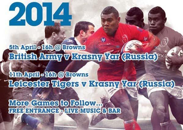 Algarve Rugby Festival returns in April