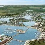"""Green light for billion euro """"lake city"""""""