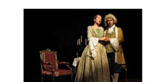 Opera night celebrates love