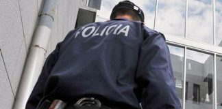 Portugal's police stations under night time attack