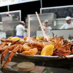 Seafood is king at Olhão's 'Festival do Marisco'