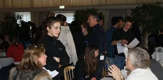 Careers event: an open forum for students and parents