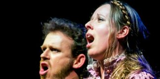 Opera show 'Laughter and Tears' at Faro theatre
