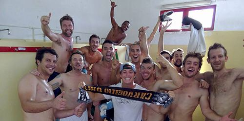 First home match for FC Carvoeiro United