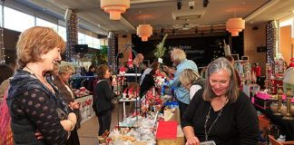 Gourmet delights, fine wines and fine dining at Christmas Market
