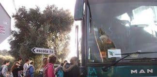 Aljezur International School Christmas fair and coach service