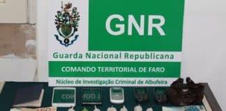 Drug-dealing couple arrested in Guia