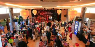 Vale do Lobo Christmas market attracts 1,000 visitors