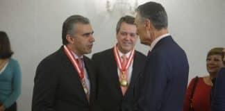 Cavaco awards American-Portuguese businessmen