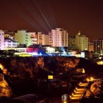 Praia da Rocha late-night revelry leads to (yet another) cliff fall