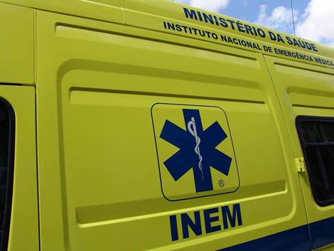Man crushed to death by 600-kilo glass plates in VRSA - Portugal