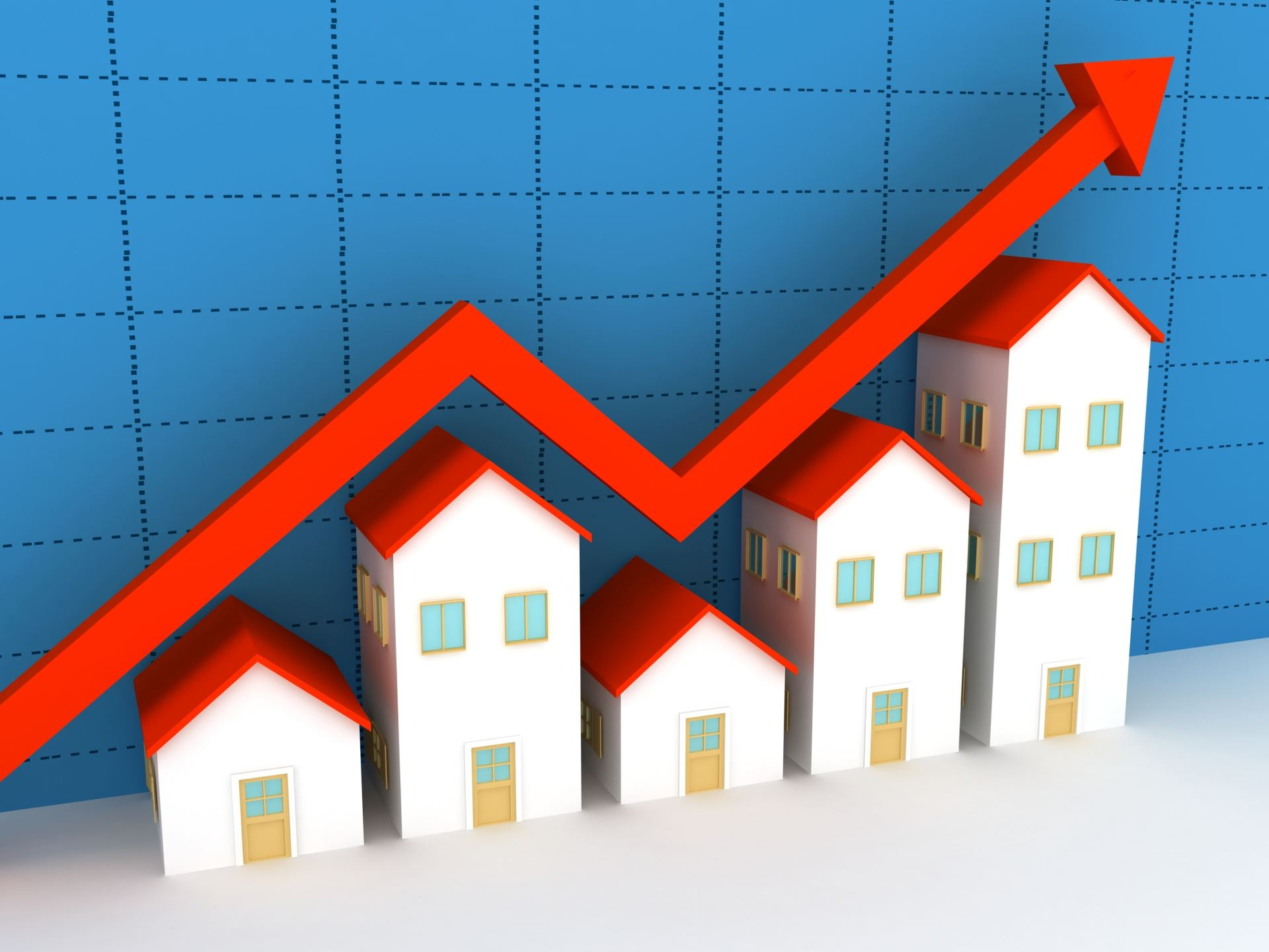 how much will property prices rise in 10 years
