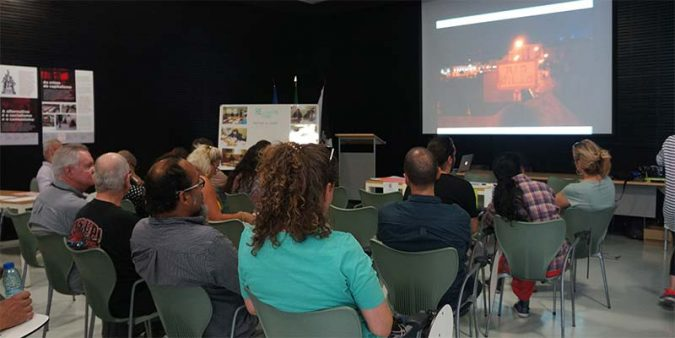 Climate change and regeneration debate in Tavira