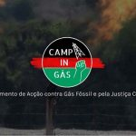 """Camp-in-gás"" - a new initiative focused on stopping gas exploration in Bajouca"