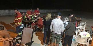 'Haven for Heroes' provides refuge for firefighters during last week's Aljezur wildlfire