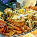 Seafood takes centre stage in Faro and Olhão