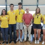 Lagoa speed skaters represent Portugal at World Roller Games