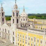 Mafra Palace and Braga Sanctuary voted UNESCO world heritage sites