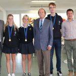 Royal visit to Nobel International School Algarve