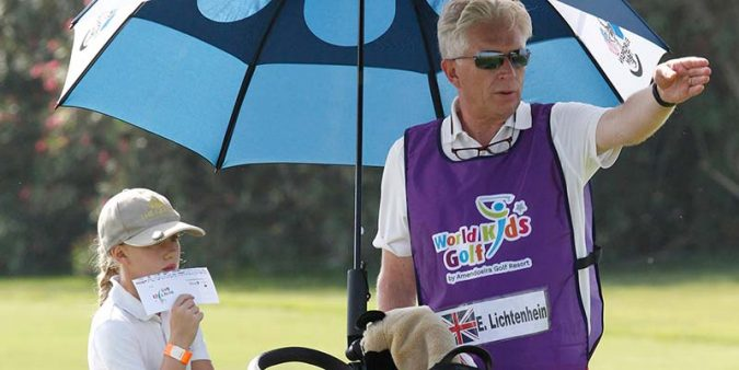 "Peter Hov ""champion"" of World Kids Golf as Portuguese players claim five titles"