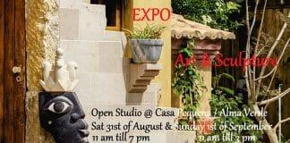 Sculptor Sören Ernst holds Open Studio weekend