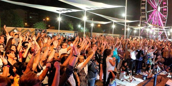 Portimão Sardine Festival attracts record-breaking numbers