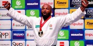 Portuguese judoka Jorge Fonseca wins world title in Tokyo