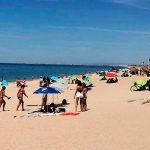 "Swimming ban at Faro beach due to ""abnormally high"" E. coli levels"