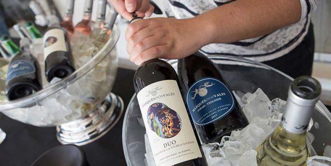 Lagoa Wine Sessions continue into October