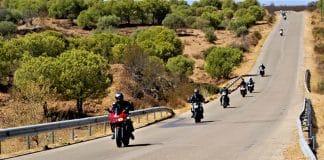 Senior bikers head east for September ride