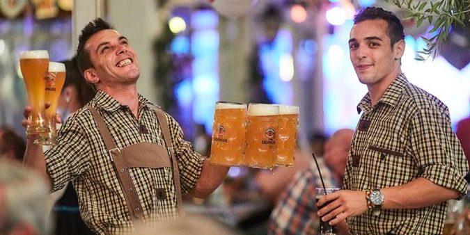 Countdown begins for Vila Vita Biergarten's Oktoberfest