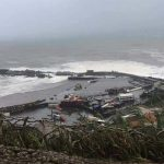 "Hurricane Lorenzo hits Azores but damage is ""less than feared"""
