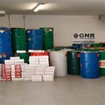 13,000 litres of chemicals used to bypass need for petrol seized in police operation
