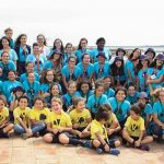 Children help remove 250 kilos of rubbish from Ria Formosa