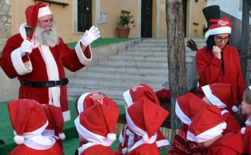 Here comes Santa Claus! Loulé launches busy programme of Christmas events