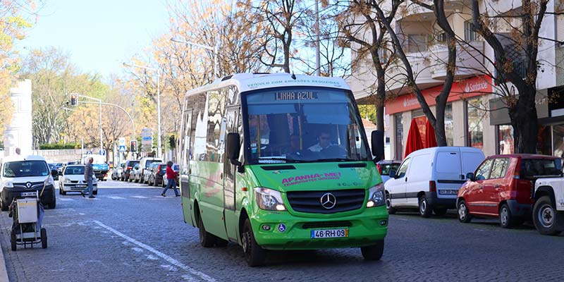 Free buses in Loulé during Christmas season
