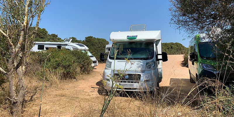 Algarve urges motorhomers to park up at official sites