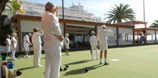Sunny mornings for Algarve bowlers