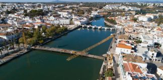 Public meeting to discuss Tavira's controversial new bridge attracts 100 people