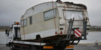Campers leave Faro campsite 'peacefully' after long battle against council