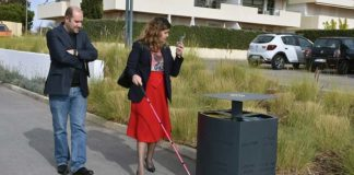 New app to help the blind launched in Vilamoura