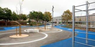 Lagos unveils new leisure park near local school