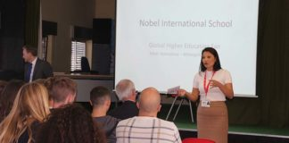 First Nobel International University Careers Fair