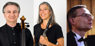 Bartikian Clarinet Trio in Algarve