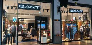 Premium clothing brand Gant opens first Algarve store at Forum Algarve