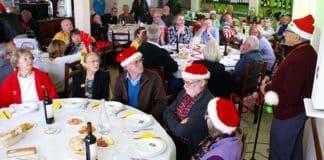Algarve Senior Bikers hold Christmas lunch in aid of Gaivota